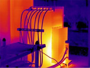 Preventive maintenance is what commercial thermal imaging is all about. It is documented that for every dollar spent on thermal imaging. You can gain 4 dollars in return.
